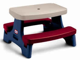 Endless Adventures® Easy Store™ Jr. Play Table
